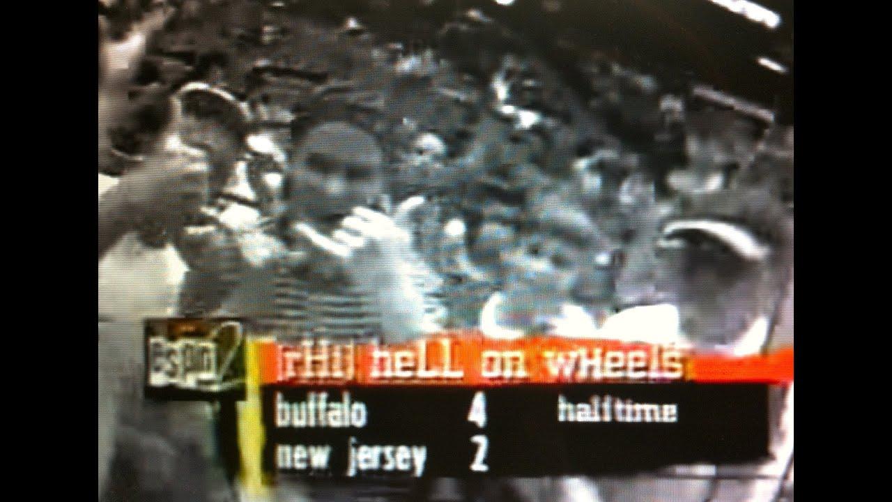 1994 rhi buffalo stampede new jersey rockin rollers youtube. Black Bedroom Furniture Sets. Home Design Ideas