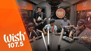 """Mayonnaise performs """"Bakit Part 2"""" LIVE on Wish 107.5 Bus"""