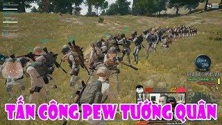 Tộc trưởng người Tày và chế độ Zombie PUBG cùng Pewpew,Viruss,Xemesis | Mixigaming Funny Stream PUBG