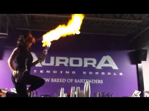 Fire Time @ Aurora