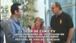 FESTIVAL 2009 - entrevista KC