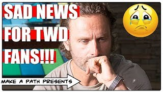 "ACTOR ""ANDREW LINCOLN"" IS LEAVING THE WALKING DEAD IN SEASON 9"