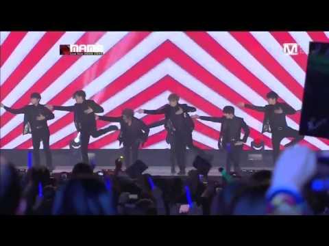 Super Junior(슈퍼주니어) - SPY(스파이) @ MAMA 2012