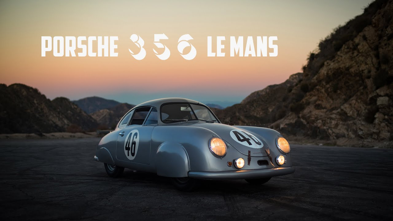 Lemans-Winning 356 | Rod Emory & Cameron Healy