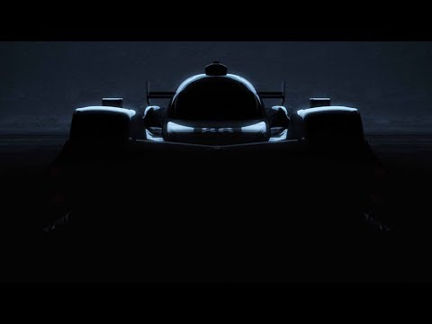 Teaser Video: Acura ARX-05 Prototype Race Car to be campaigned by Team Penske in 2018.