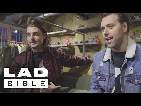 Laced w/ Axwell and Ingrosso | Superstar DJs Chat Sneakers