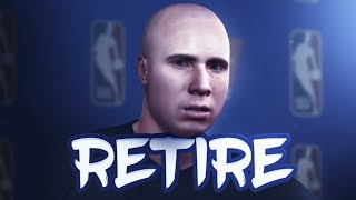 What Happens When You Are Forced Into Retirement? NBA 2K19 My Career