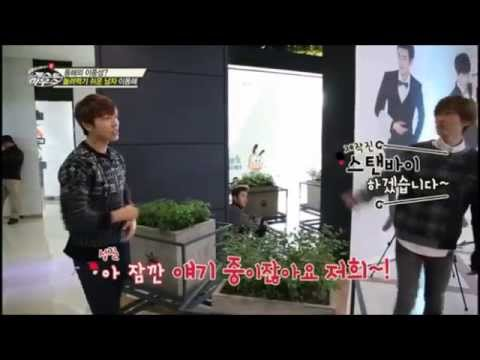 EunHae bickering - SJM Guesthouse unreleased video