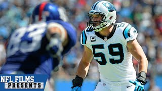 Celebrating Luke Kuechly, Smartest Linebacker to Play the Game   NFL Films Presents