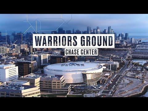 Warriors Ground: Chase Center