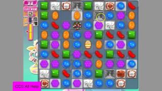 Candy Crush Saga Level 1207 NO BOOSTERS