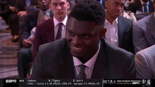 2019 NBA DRAFT LOTTERY (FULL)