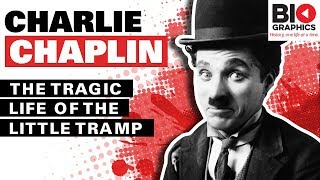 Charlie Chaplin - The Tragic Life Of The Little Tramp