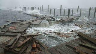 Amerika'da Kasırga - Hurricane Florence Yeni Görüntüler