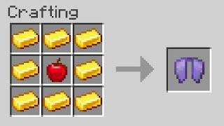 Minecraft, But Crafts Are Random...