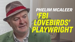 'FBI Lovebirds' Producer on His Hilarious Play Using Strzok and Page's Text Messages—Phelim McAleer