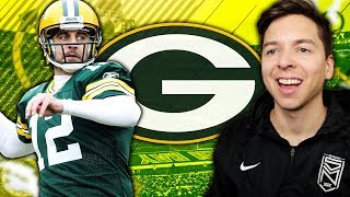 REBUILDING THE GREEN BAY PACKERS!!  MADDEN 19