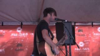 Shane Told (Silverstein) - Massachusetts (Acoustic) Live @ Darien Center Warped Tour