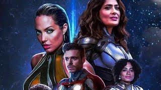 Eternals PLOT LEAK PROVEN REAL! Marvel's Eternal MCU Phase 4