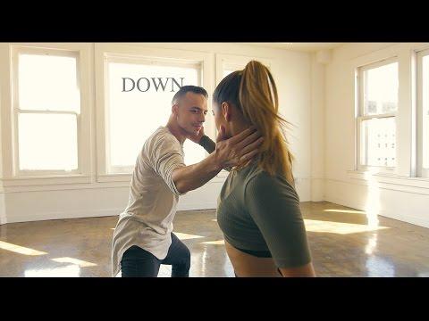 Down @marianhillmusic   Choreography by @IaMEmiliodosal & @erica_klein
