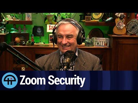 Zoom Video Conferencing Security