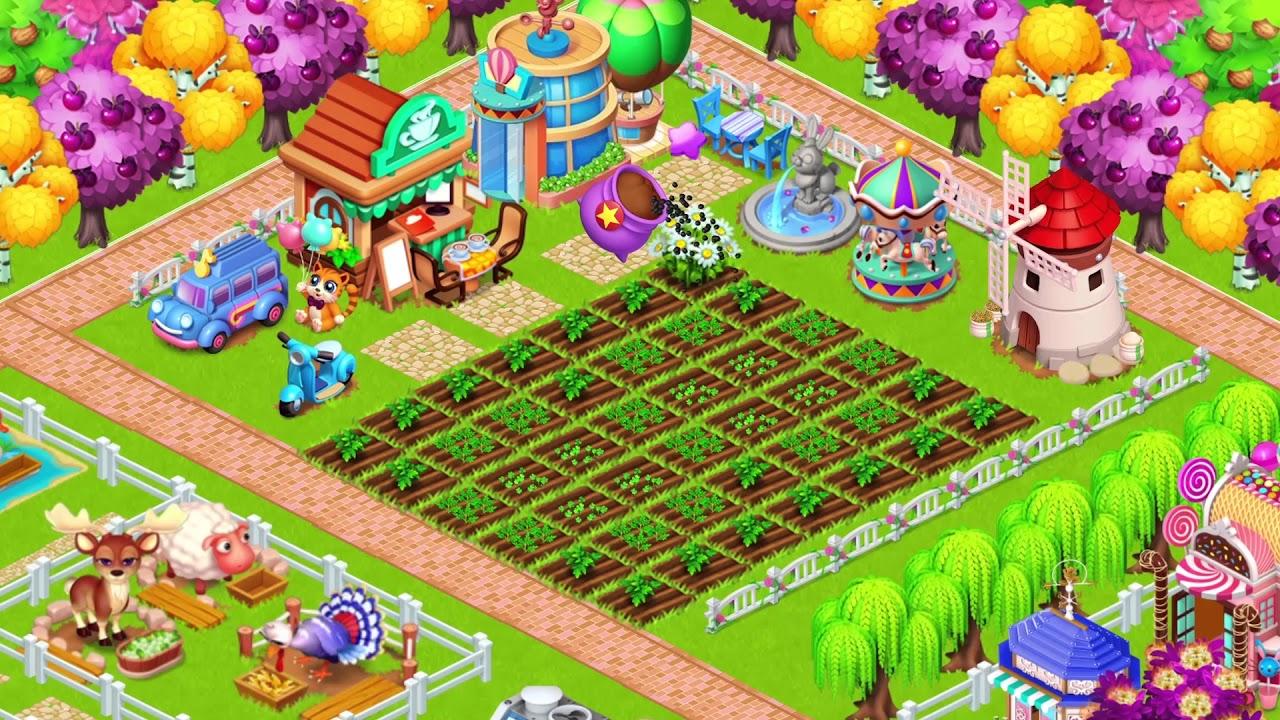 Играй Семейная Ферма На ПК 2