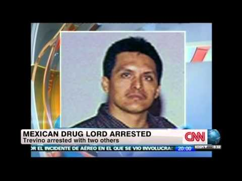 Mexico Captures Zetas Cartel Leader - Smashpipe People