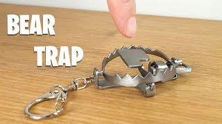 Keyring BEAR TRAP Build - The Little Nipper