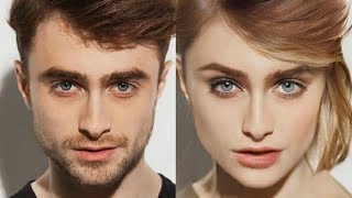 How Actors Would Look Like If They Were Female?