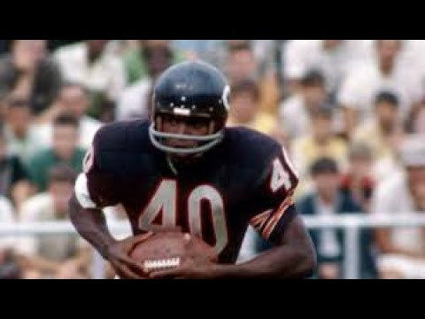 Every Gale Sayers Touchdown (Kickoffs & Punts) | Gale Sayers Highlights