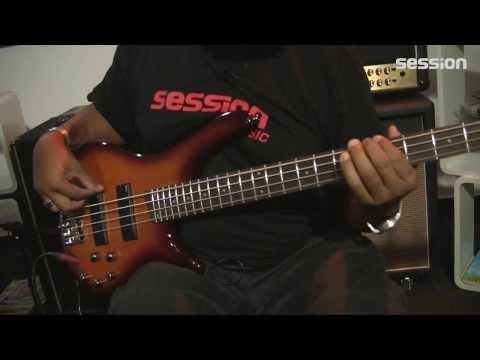 Ibanez SR370-BBT Bass Guitar