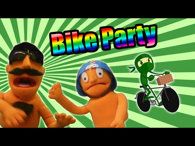 Bike Party: Let's Roll to the Beat