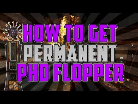 "How To Get ""PERMANENT PHD FLOPPER"" - Buried Zombies Free Hidden Perk - Smashpipe Games"