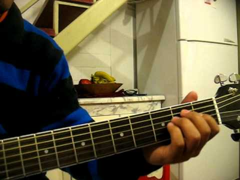 Rojo   Te Alabare   Tutorial en guitarra 2