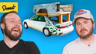 We ranked your WEIRD cars