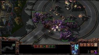 #25 울트라리스크 진화 임무 [스타크래프트 2 : 군단의 심장 (StarCraft 2 : Heart Of The Swarm)]