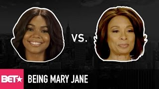 Being Mary Jane: Your Favorite Anchor Has Beef