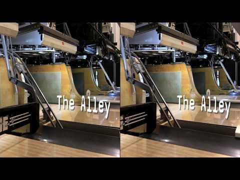 """""""The Alley"""" - A 3D (short) Short."""