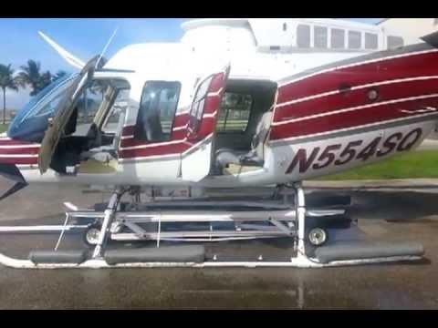 SKYWATER JETS - SOLD !! - 1984 Bell Longranger L3 - IFR, Floats, Autopilot