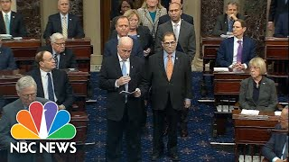 Will Senators Be Able To Remain Impartial During The Impeachment Trial? | NBC News