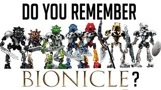 Do You Remember: The Bionicle Games?