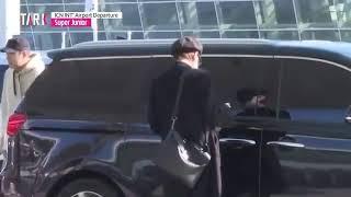 SUPPER JUNIOR thả dê ở sân bay