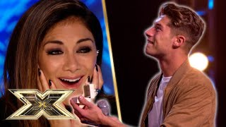Most Romantic Auditions!   The X Factor UK