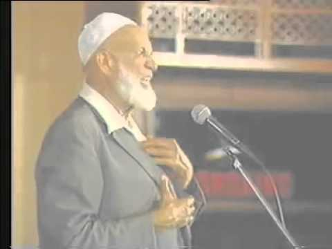 Islam and Christianity - Ahmed Deedat