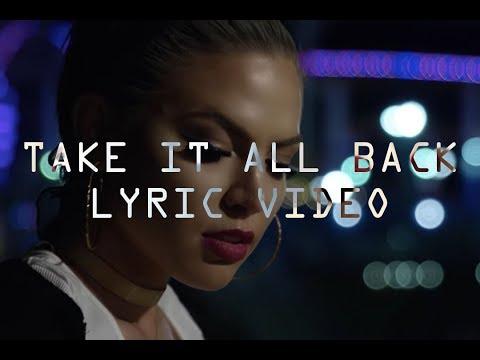 JOEY DJIA - Take It All Back (Lyric Video)