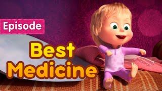 Máša a medveď 67 - Najlepší liek (SK)