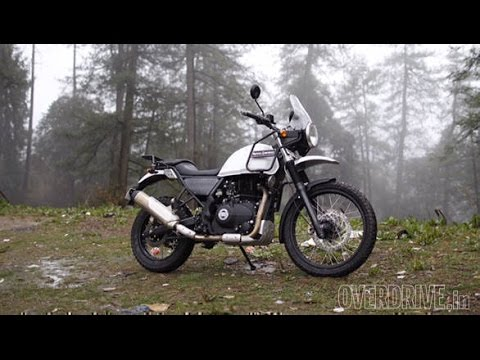 2016 Royal Enfield Himalayan first ride review