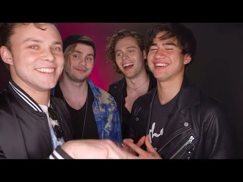 5SOS Funniest Interview Moments April-May 2018