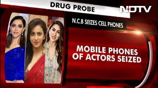 NCB seizes mobile phones of Deepika Padukone, Rakul Preet,..