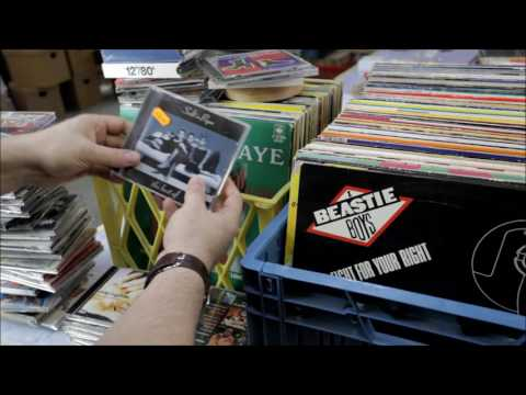 finding a record collection: i ´ve been hunting for vinyl again - (ep.01)
